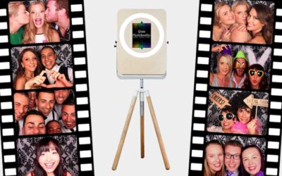 Introducing Our New Booth – The Selfie Station